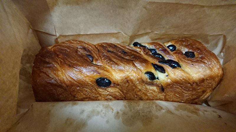 古子路 黒豆デニッシュパン